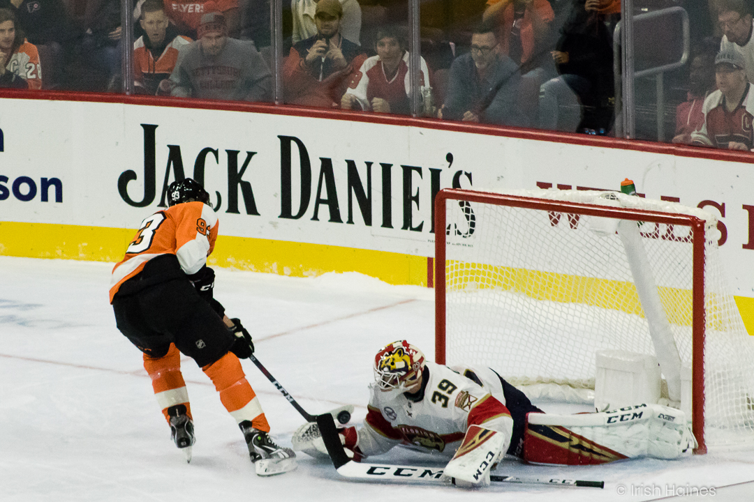 FLYERS vs PANTHERS 10.16-51
