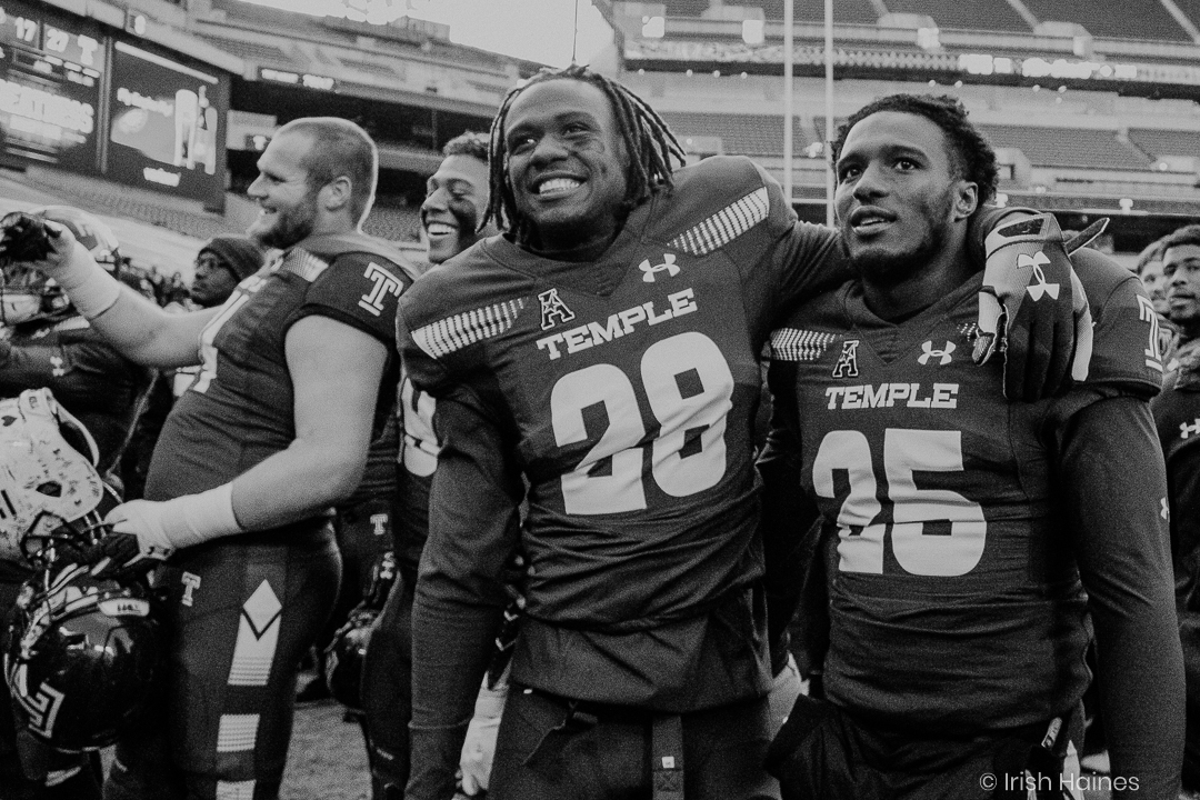 Temple vs USF- Senior Day (29)
