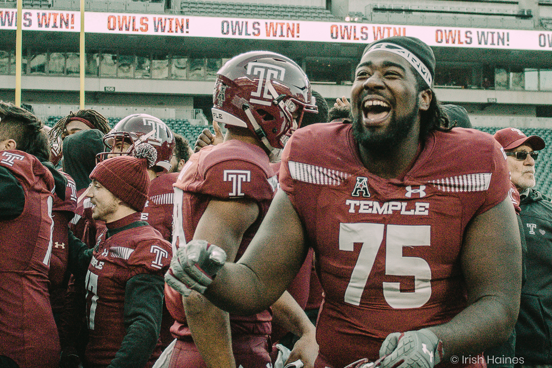 Temple vs USF- Senior Day (28)