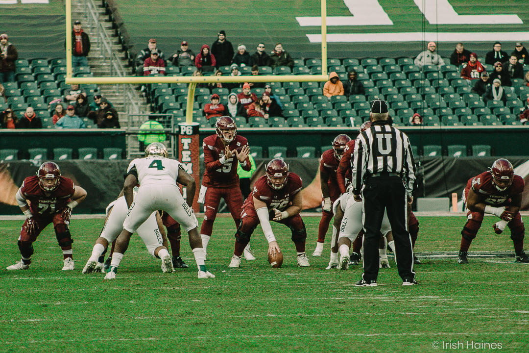 Temple vs USF- Senior Day (21)