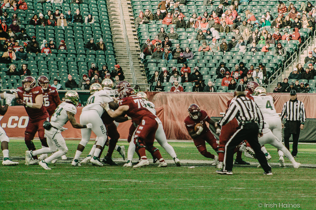 Temple vs USF- Senior Day (20)