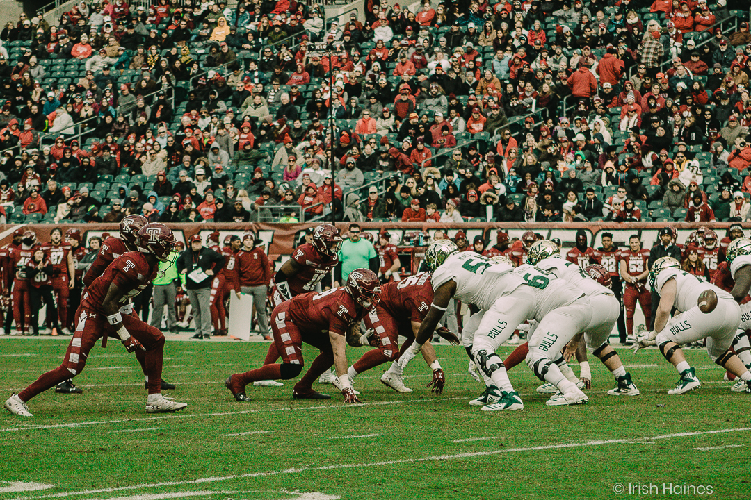 Temple vs USF- Senior Day (15)