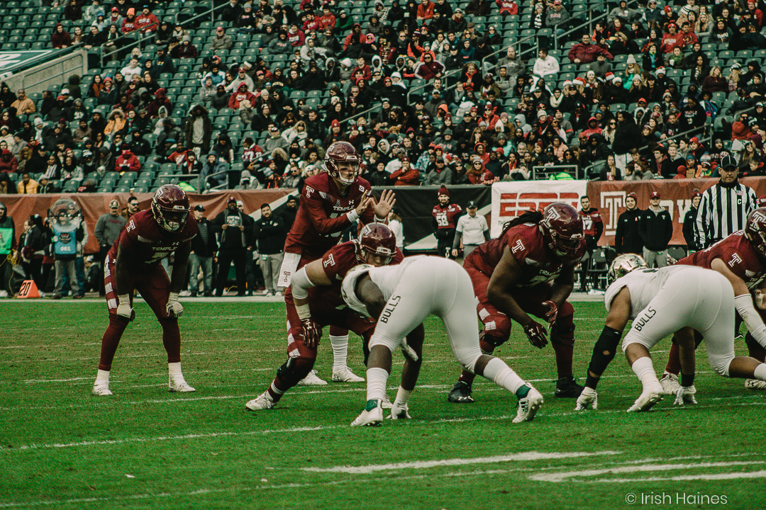 Temple vs USF- Senior Day (14)