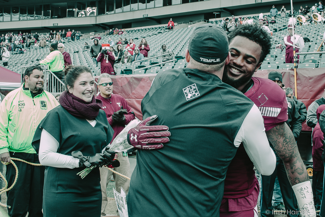 Temple vs USF- Senior Day (1)