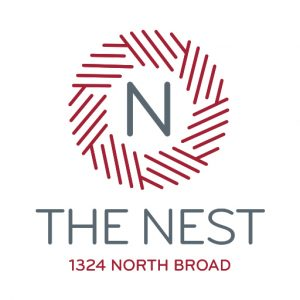 Logo for The Nest at 1324