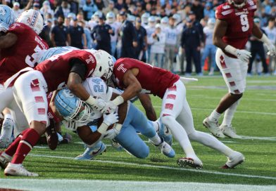 Temple gets trampled by UNC in the Military Bowl