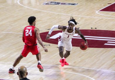 A valiant Temple comeback wasn't enough to beat a deep Houston team