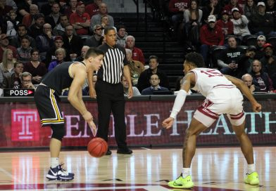 Temple loses hope of sharing the Big 5 title in loss