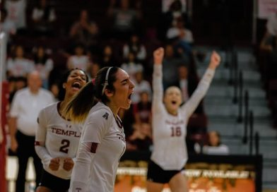 Temple volleyball season postponed to spring 2021