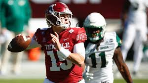 Temple Offense, Russo overcome mistakes in win over USF