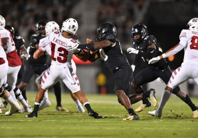 Re-al Mitchell struggles in first career start, Owls lose 38-13 to UCF