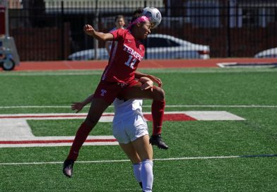 Temple Women's Soccer Cannot Keep Momentum Going As They Lose Big to Houston