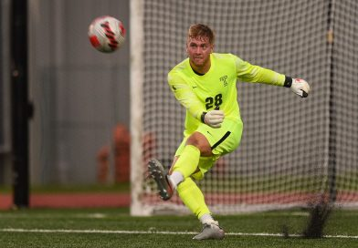 Eoin Gawronski Shines for the Owls in the National Spotlight