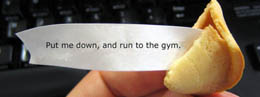 Most accurate fortune cookie I've ever gotten