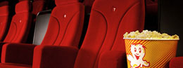 """Sitting at a movie theater, and saying """"I wanna see that"""" to every trailer."""
