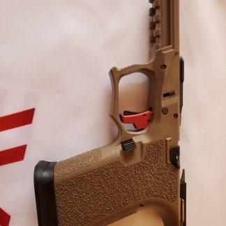 Complete pistol frames (G19)
