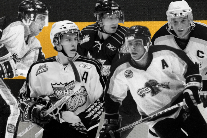 Wheat Kings All Time 3rd Line 3rd D Pair Unveiled Brandon Wheat