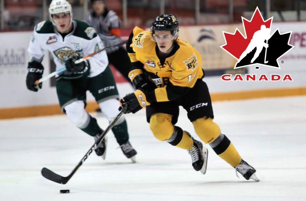 Canadian rosters unveiled for 2018 World Under-17 Hockey