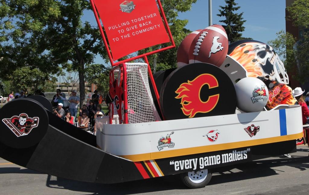 Hitmen Gear Up For Stampede Calgary Hitmen