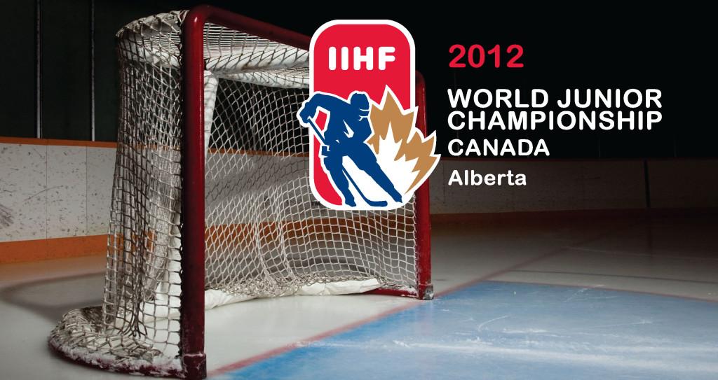 2012 World Junior Schedule Announced Calgary Hitmen