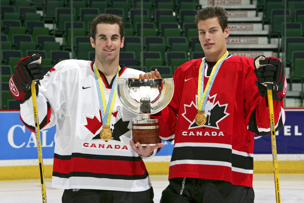 Elite Six: Ryan Getzlaf – Calgary Hitmen