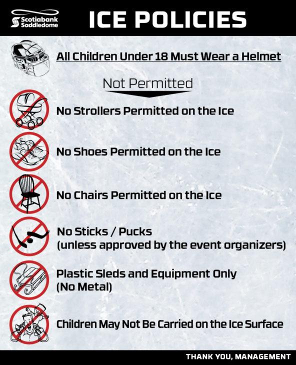 Ice Policies