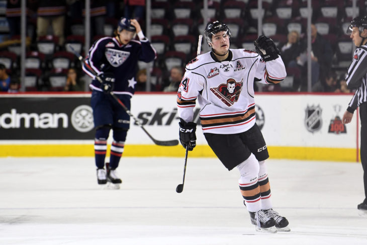 Hitmen now sit in the top ten in both powerplay and penalty kill percentages in the WHL