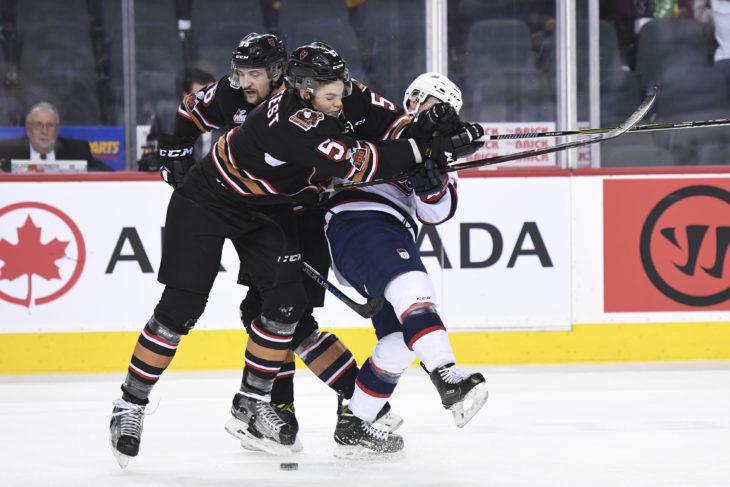 Calgary Hitmen v Regina Pats