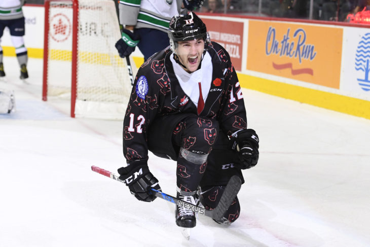The Hitmen special teams rankings have seen a boost with their play on the road trip