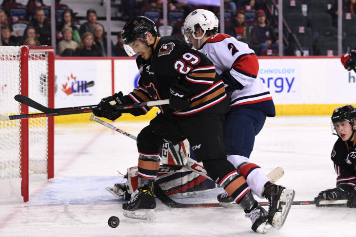 The Hitmen special teams play has seen significant jumps with the PP ranked 10th and the PK at 11th