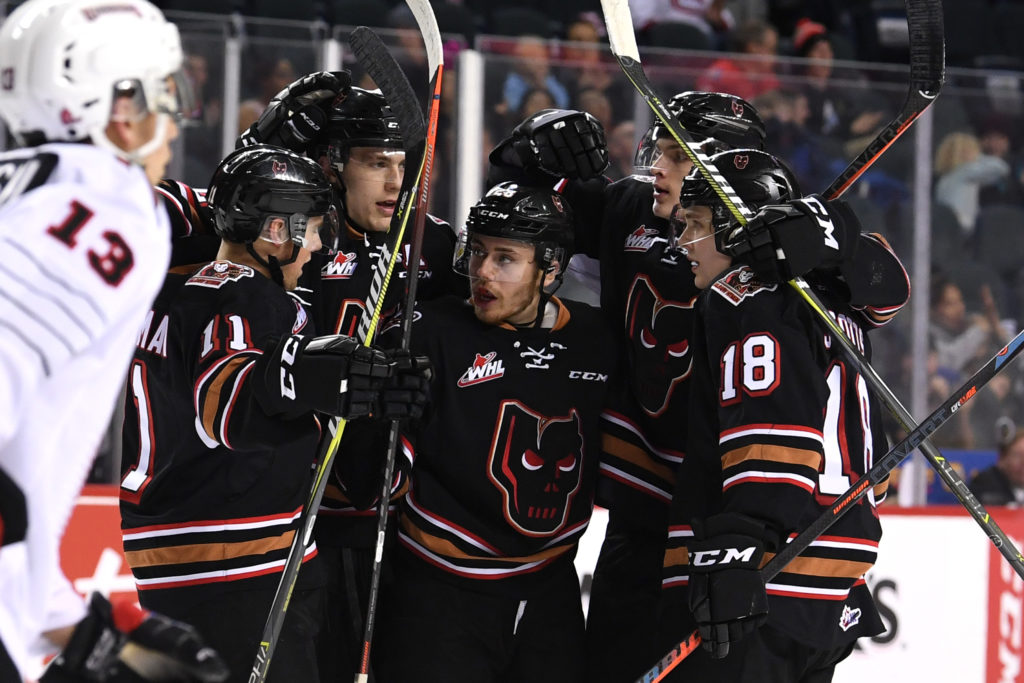 Game Preview Hitmen At Warriors Jan 9 Calgary Hitmen