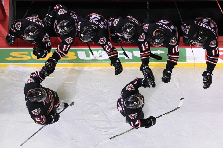 The Hitmen powerplay will look to get back on track after failing to score last game against Moose Jaw