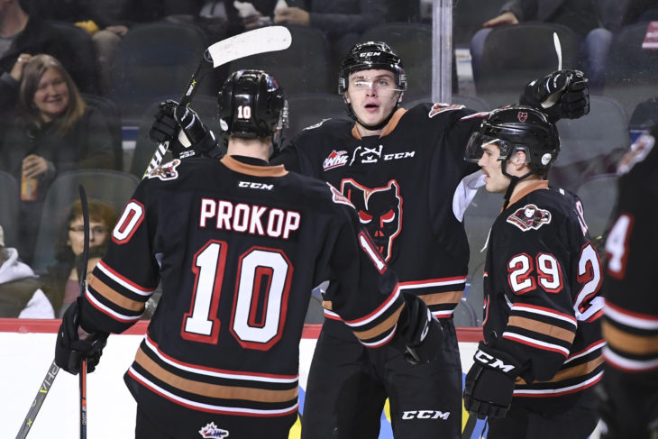 It'll be a battle of special teams  as the Hitmen powerplay is third in the league, with the Raiders PK first