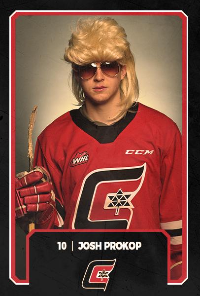 J. PROKOP CARD