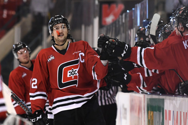 The Cowboys have scored eight powerplay goals in their last four games including two as the Centennials last Friday