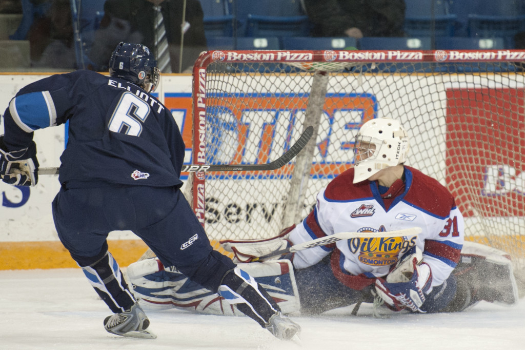 Oil Kings Head Into Holidays With 4-2 Loss To Blades