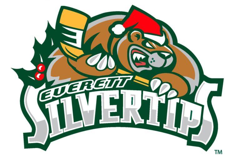 silvertips-holiday logo
