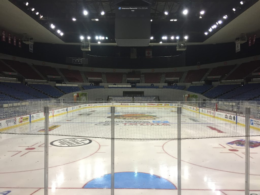 OFFICIAL / Tonight's Game in Portland Postponed – Everett