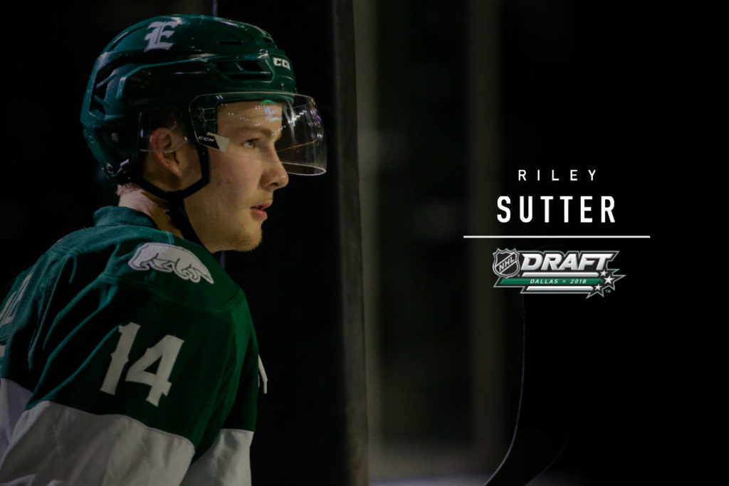 Nhl Central Scouting Sutter On Players To Watch List Everett