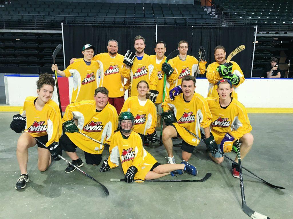 2018 Silvertips Street Hockey Tournament A Great Success Everett
