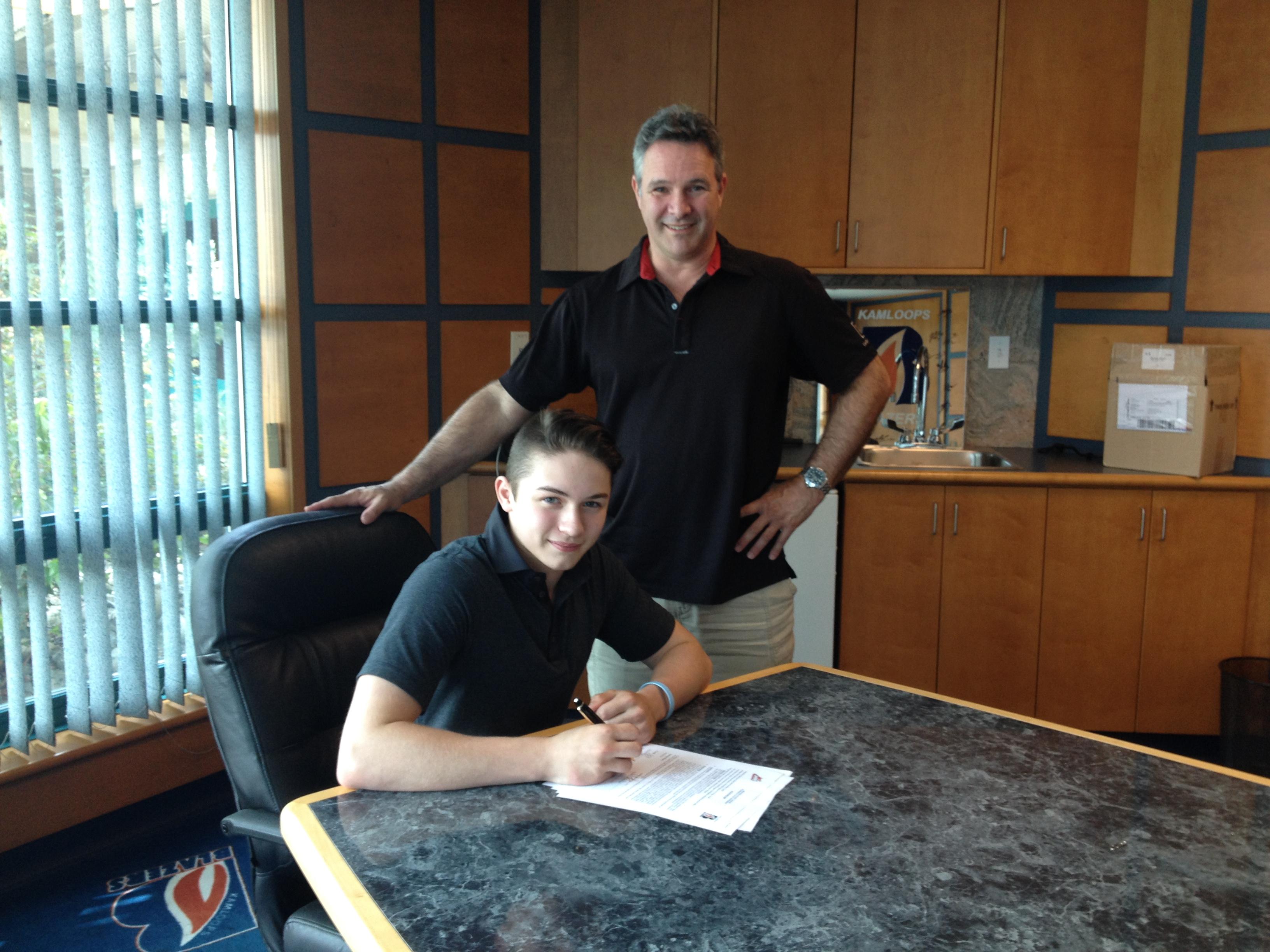 Shepard-Signing