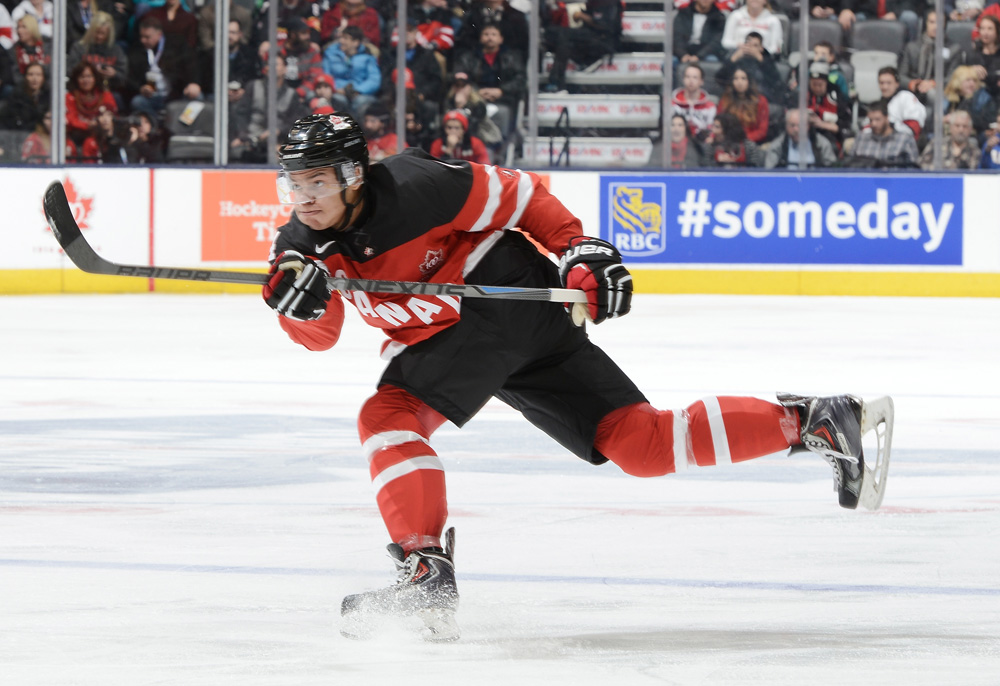 Bowey Morrissey In Chartier Late Cut For World Junior Kelowna