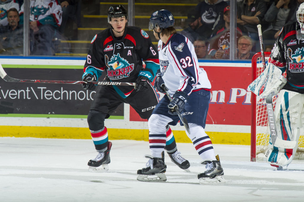 Game Day: Rockets meet Americans for final time this season