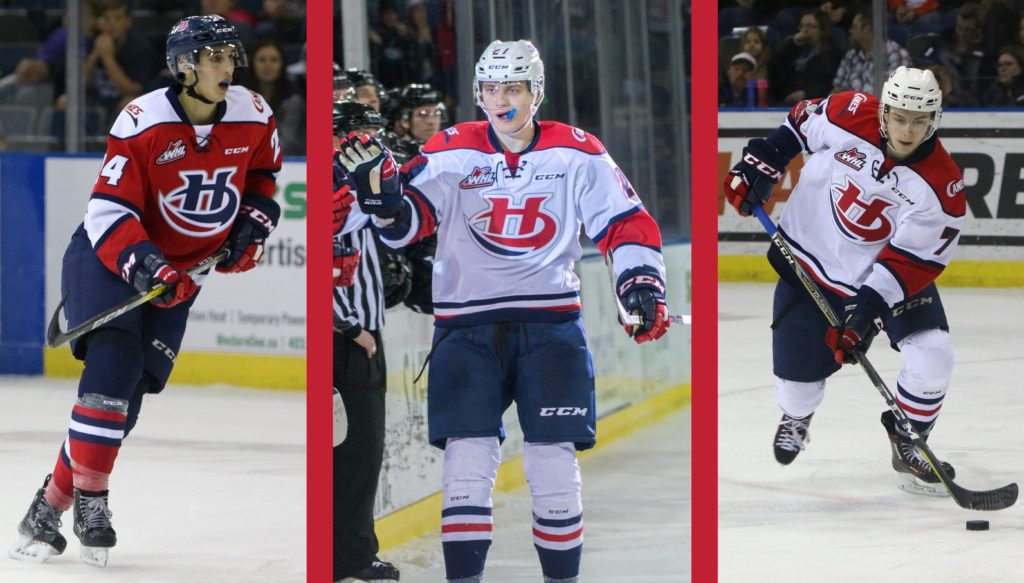 Three Hurricanes Listed By Central Scouting Lethbridge Hurricanes