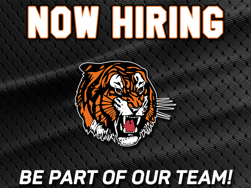 Medicine Tigers – Game Hat Job Staff Day Opportunities