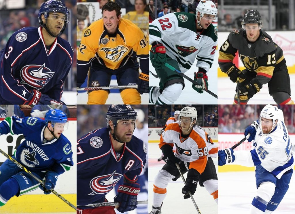 Winterhawks Lead Whl With 18 Alumni On Nhl Opening Day Rosters