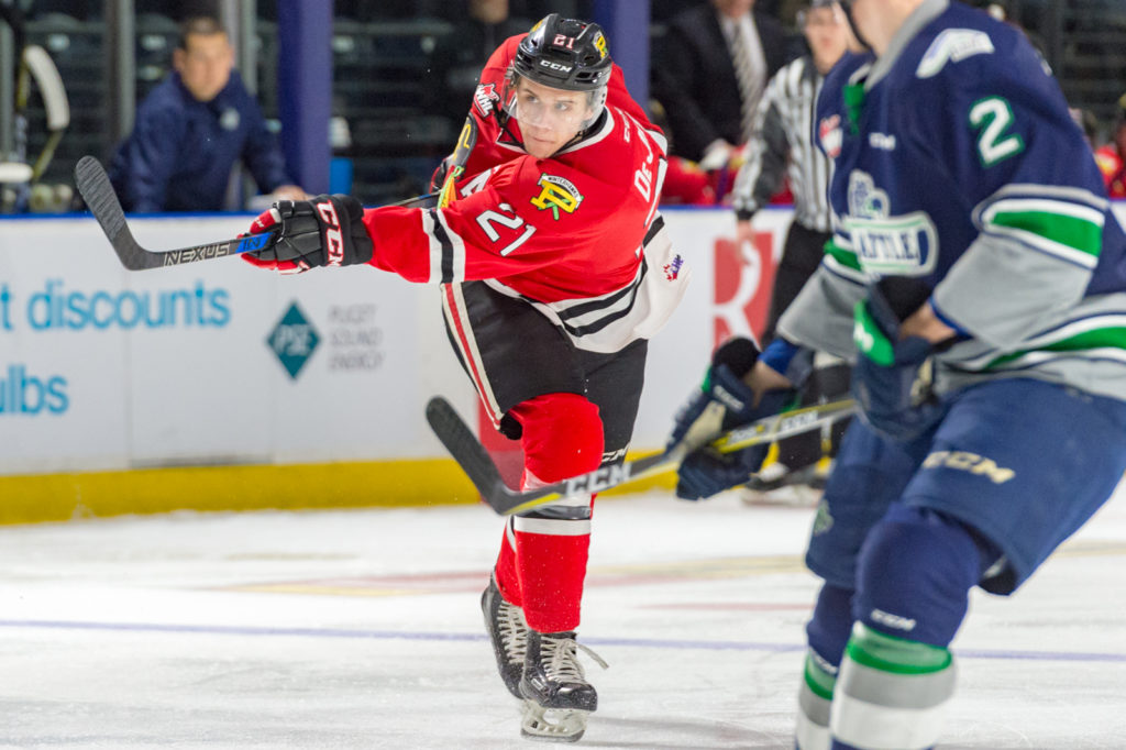 Winterhawks Game Day Preview: Portland vs  Seattle – Jack in