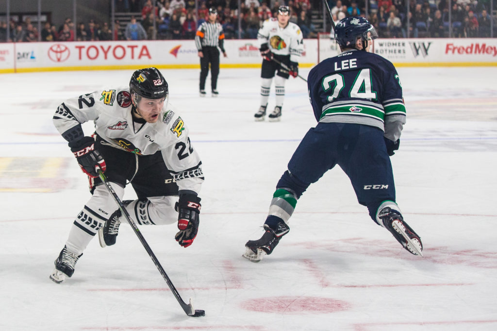 2dbe23989 Winterhawks Game Day Preview: Portland vs. Seattle – Game #70 ...