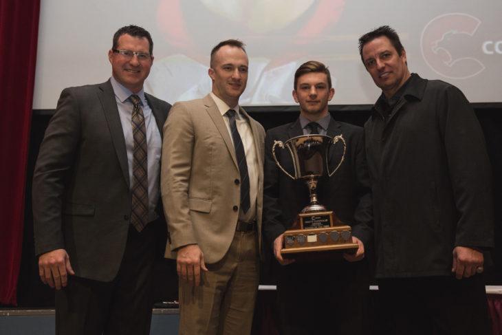 Brett Connoly Award