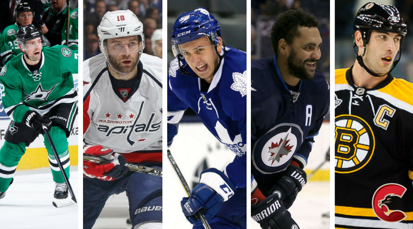 Five Cougars Alumni On Nhl Opening Night Rosters Prince George